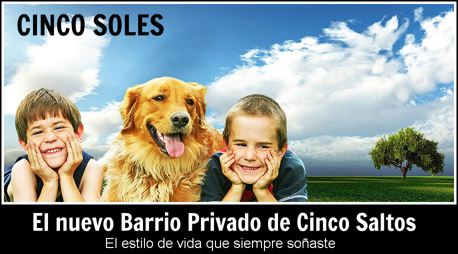 Bº Privado Cinco Soles