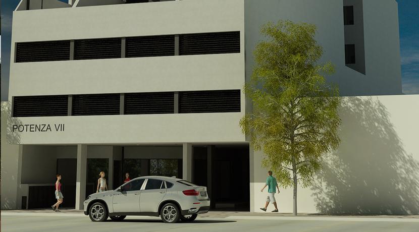 Edificio Potenza VII