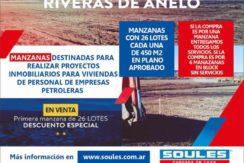 RIVERAS DE AÑELO 3X3