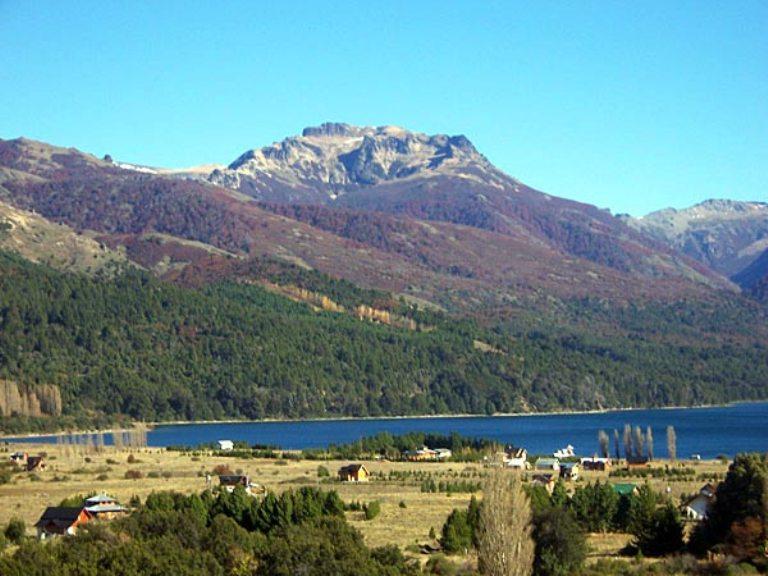 Terreno en zona del Lago Meliquina