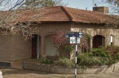 Casa ubicada sobre calle San Lorenzo