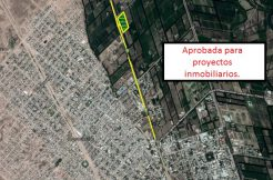 Chacra apta para proyectos inmobiliarios sobre Ruta 7