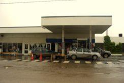 Estación de Servicio YPF, en zona centro