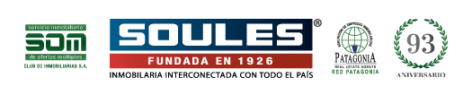 Soules Inmobiliaria – 93º Aniversario