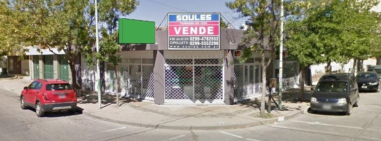Locales en zona Centro, s/ calle San Martin