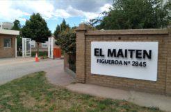 Dúplex ubicado en barrio Cerrado El Maiten