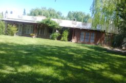 Lugar recreativo para niños con una superficie de 7810 m2, ubicado en Lago Pellegrini