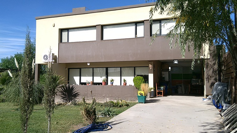 Casa ubicada en Barrio Los Troncos s/ calle Las Araucarias