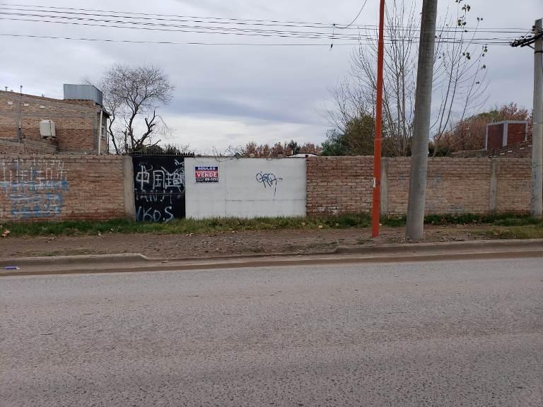 Terreno en barrio Almte. Brown, s/calle Juan Domingo Perón
