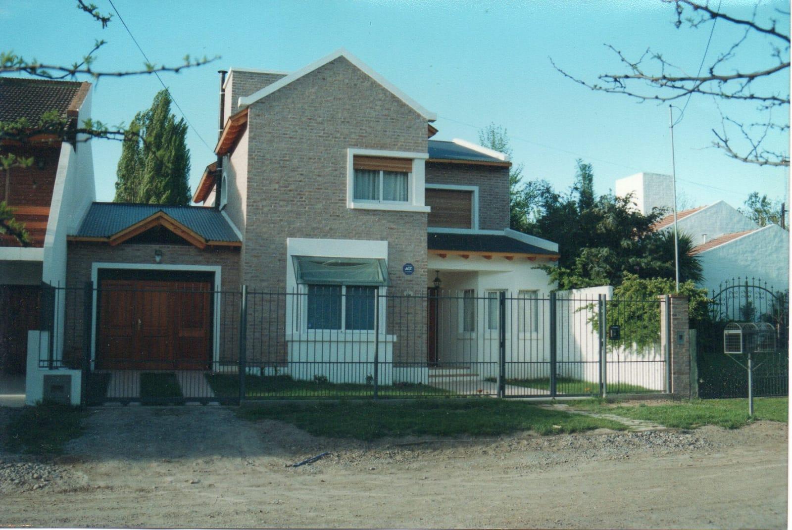 Chalet ubicado en Barrio Belgrano, s/ calle Alcorta